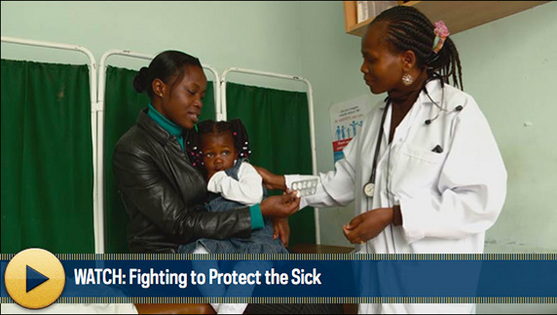 Fight to Protect the Sick