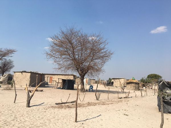 Local Houses Namibia 1