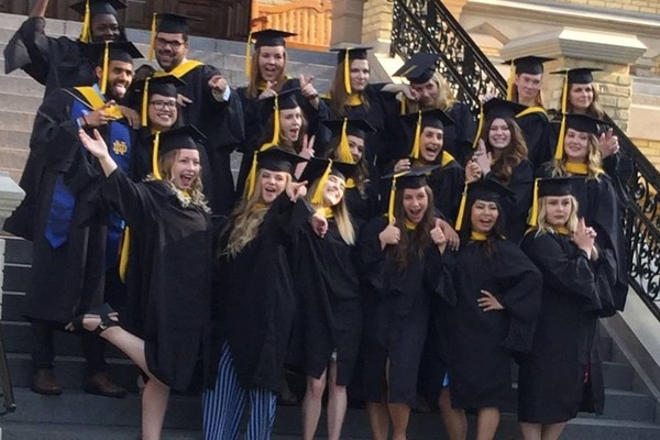 Master of Science in Global Health students graduate Saturday, July 28