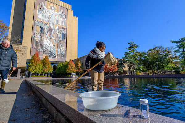 Notre Dame announces annual research awards funding