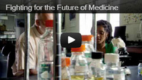 Fighting for the Future of Medicine